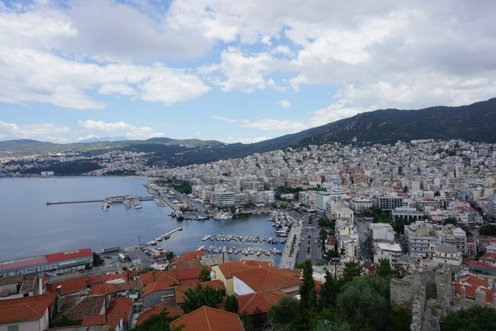 Komşudan Selam Getirdim: Thassos –  Kavala