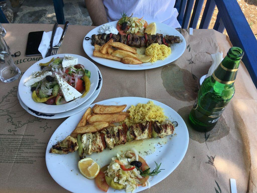 Selanik Mutfağı: Restoran ve Kafeler