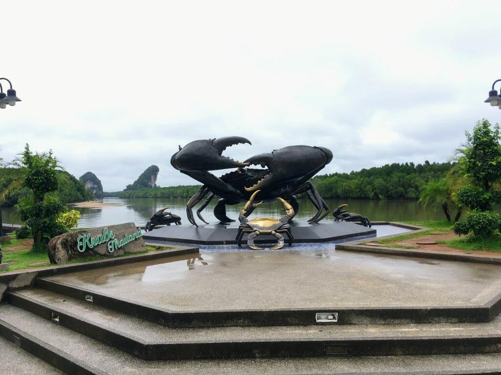Sırtçantalı Dostu: Krabi Kasabası