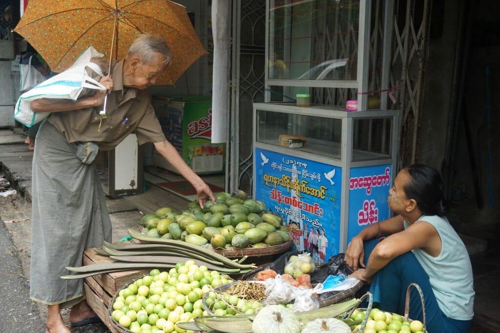 Büyülü Ülke: Myanmar / Yangon