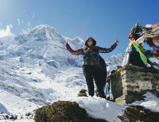 Annapurna Ana Kampı Trekking