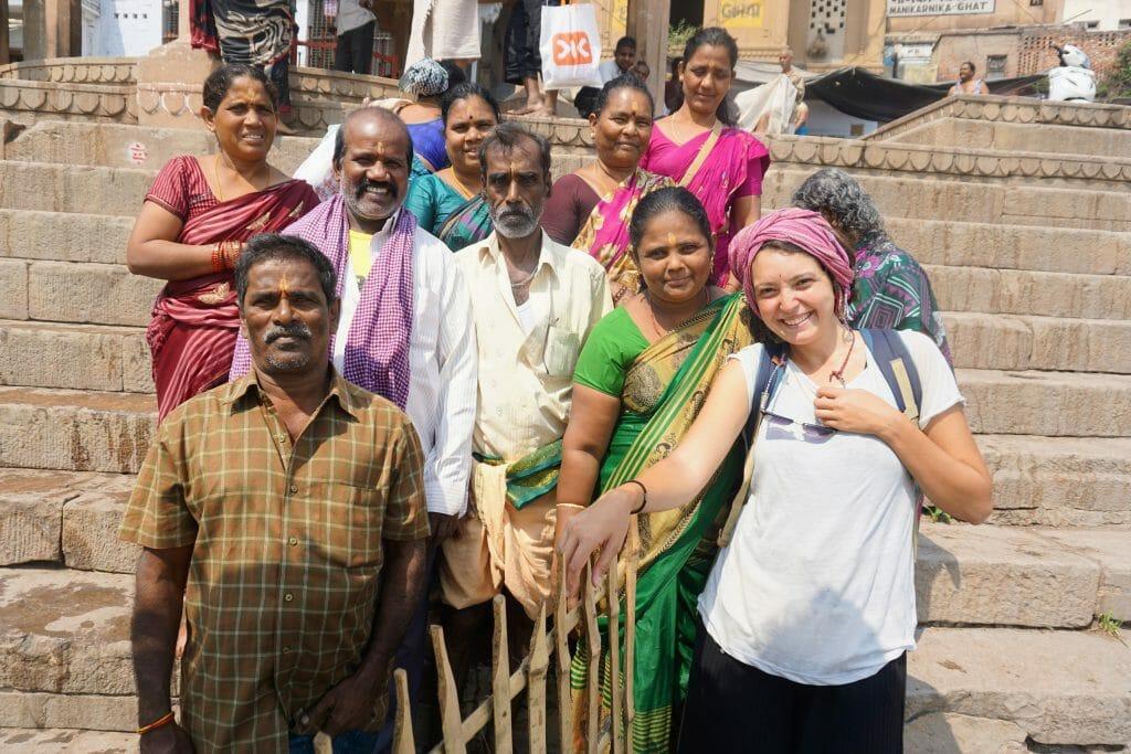 Hindistan'da Tek Kadın Seyahat
