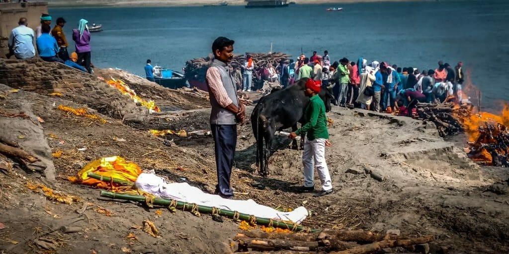 Kutsal Şehir: Varanasi