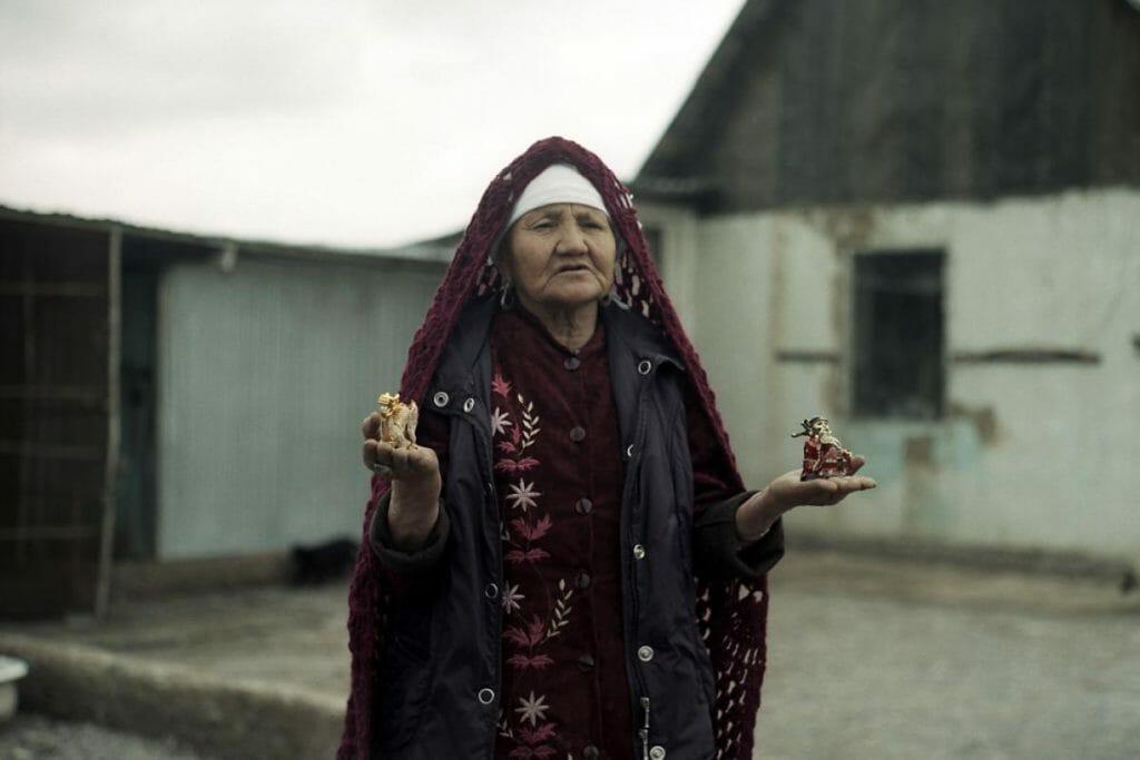 Kazakistan'da Bir Şaman