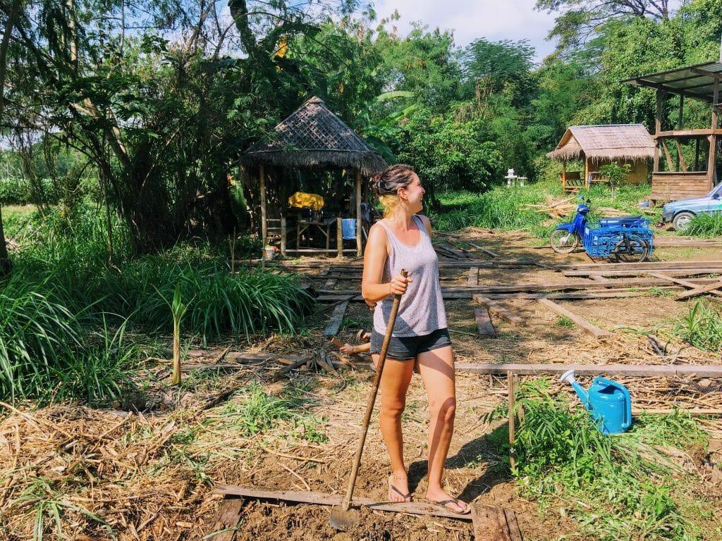 Yurtdışında Gönüllü Çalışmak